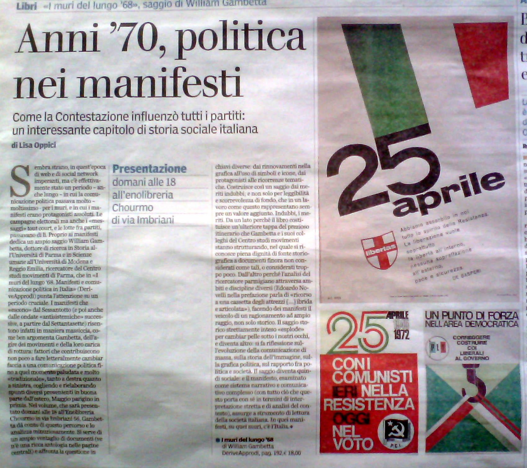 Gazzetta di Parma 23 ottobre 2014 pag 49