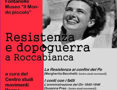 Resistenza e dopoguerra a Roccabianca