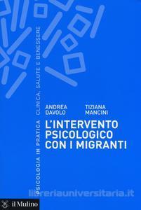 L'intervento psicologico con i migranti – Presentazione del libro