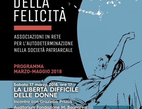 La libertà difficile delle donne – Incontro con Graziella Priulla
