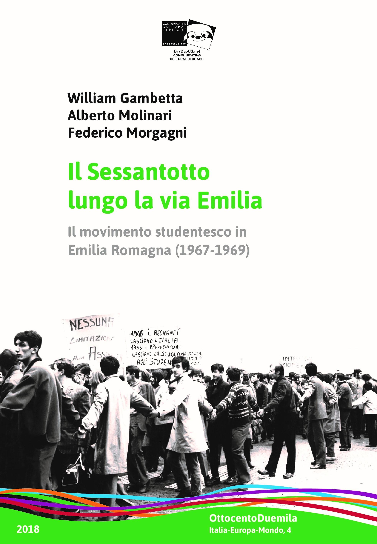 Il Sessantotto lungo la via Emilia – di W. Gambetta, A. Molinari e F. Morgagni
