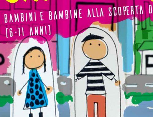 Che storia! Visite guidate per bambini e bambine – Gennaio/Maggio 2019