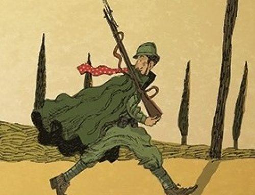 La Grande guerra e i suoi soldati. Visita guidata per bambin* – Sabato 25 Maggio 2019