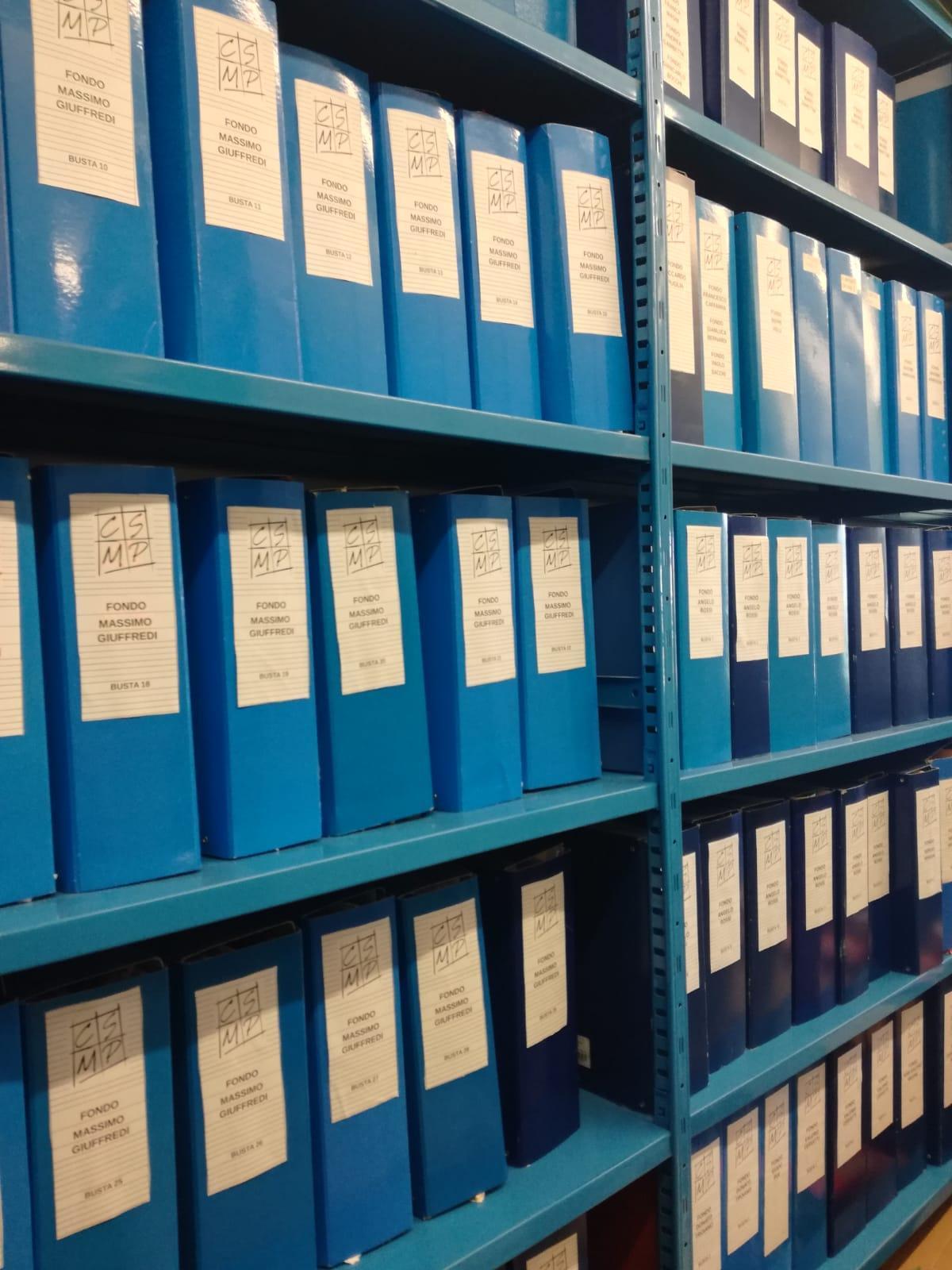 Disponibile una prima guida ai fondi dell'Archivio del Centro studi movimenti
