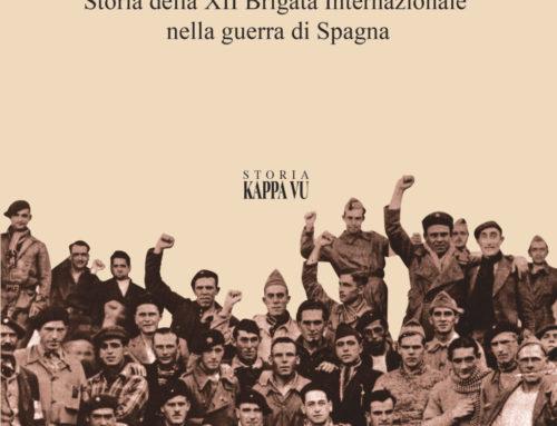 Garibaldini in Spagna. Presentazione del libro di Puppini – Venerdì 3 Gennaio 2020