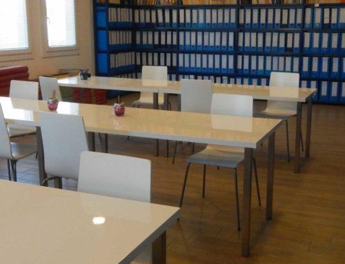 Chiuso archivio e biblioteca, sospese lezioni e iniziative fino al 3 aprile 2020