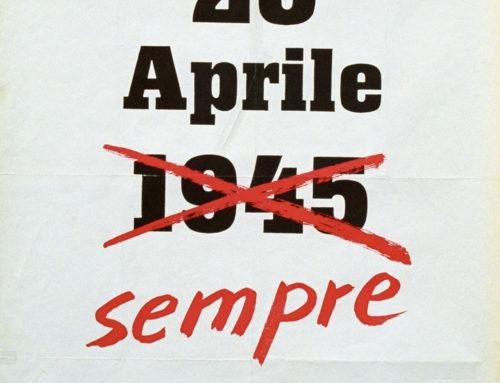 25 aprile sempre. I video per la festa della Liberazione 2020