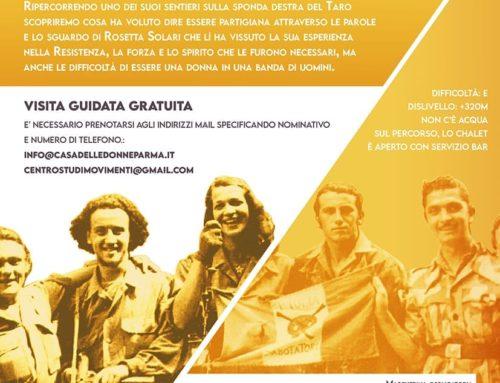 Essere partigiana. Escursione sul monte Molinatico – Sabato 19 settembre 2020