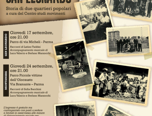 Montanara e San Leonardo. Storia di due quartieri popolari – 17 e 30 settembre 2020